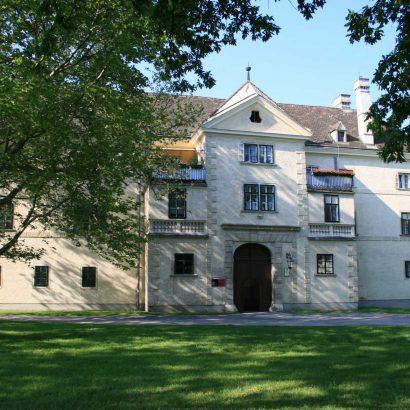 Altes Schloss, Starý zámek