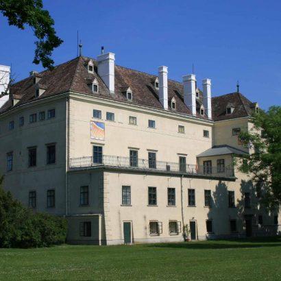 Altes Schloss Totalansicht