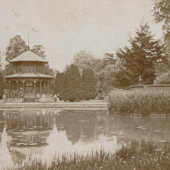 Ein Hauch von China in Laxenburg