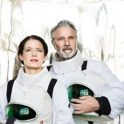 Pia Baresch und Adi Hirschal