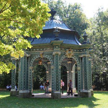 Grenzfall Matinee im Schlosspark