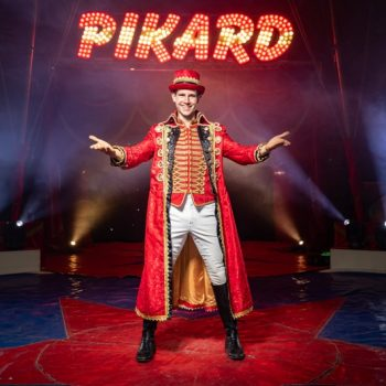 Circus Pikard in Laxenburg
